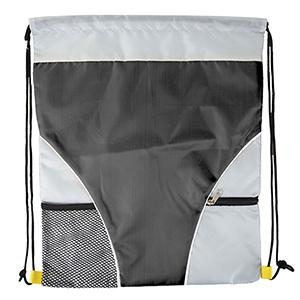Multi-Color Bag With Side Pockets