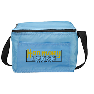 6 pack Lunch Bags