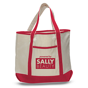 Deluxe Shopping Tote Bag