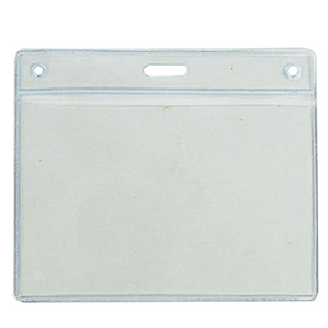 "3.5"" W x 2.25"" Horizontal Badge Holder"