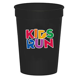 12 oz Plastic Sports Cups