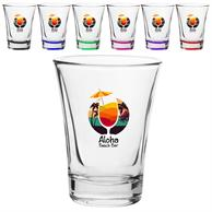 2 oz. Traditional Shot Glasses