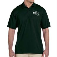 Gildan Ultra Cotton Jersey Polo Sport Shirts