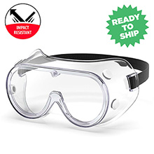 Protective Goggles Dustproof Safety Glasses Anti-Fog Medical