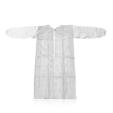 Disposable Bodysuit Safety Gown Antibacterial Isolation Gown