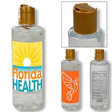 8 oz USA Made Hand Sanitizer w/ Custom Imprint FDA Approved