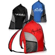 Sporter Drawstring Backpacks