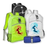 Lightweight Foldable Backpacks