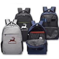 Tempe Backpacks with Laptop Pocket