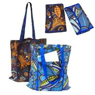 """Convention Tote Bag 15""""x16"""" Full Color Bags w/ Front Flap"""