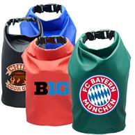 Tarpaulin Lightweight Dry Bag w/ Oval Base and 5L Capacity