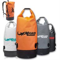 Extra Large Tarpaulin Dry Bag w/ Adjustable Strap 30 Liter