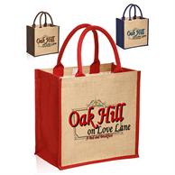 Stylish Rope Handle Jute Bags