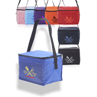 6 Pack Cooler Lunch Bags