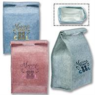 Marble Foldable Insulated Lunch Bags