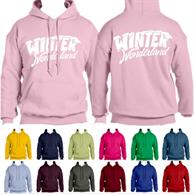 Classic Winter Pullover Hooded Sweatshirt 7.75 oz w/ Pocket