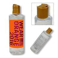 4 Oz Usa Made Hand Sanitizer W/ Custom Imprint Fda Approved