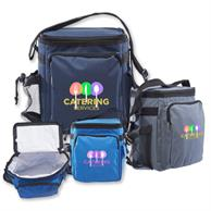 Lunch Bags - Water proof Insulated Lunch bag w/ Pockets