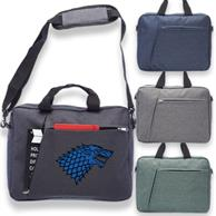 Executive Cabin bag Polyester Messenger Bags w/ Laptop bay
