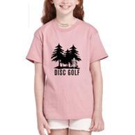 Delta 5.2 Oz 100% Preshrunk Cotton Youth Pro Weight T-Shirt