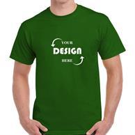 Gildan 6.1 Oz 100% Preshrunk Cotton T-Shirt W/ Custom Imprint
