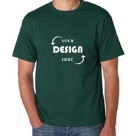Hanes Heavyweight 5.5 oz 50/50 Cotton Polyester preshrunk T-Shirts