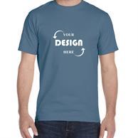 Hanes Comfortsoft Heavyweight 5.2 oz 100% Cotton preshrunk T-Shirts