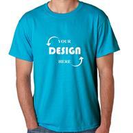 Jerzees 5.6oz 50/50 Cotton / Polyester Preshrunk T-Shirt