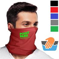 Face Bandana mask Reusable Bandana w/ Imprint Neck Gaiter