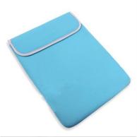 Neoprene Laptop Sleeve w/ Flip Cover & Velcro Closure