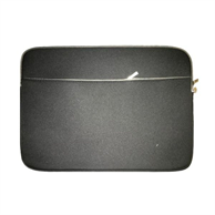 Neoprene Laptop Sleeve w/ Zipper Closure & Front Pocket