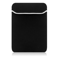 Neoprene Laptop Sleeve w/ Flip Cover Custom Laptop Sleeves