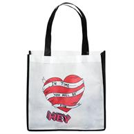 """FULL COLOR EXTRA WIDE TOTE BAG WITH 6"""" GUSSET"""