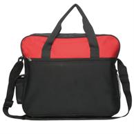 Promotional Economy Laptop Messenger Bag W/ Shoulder Strap