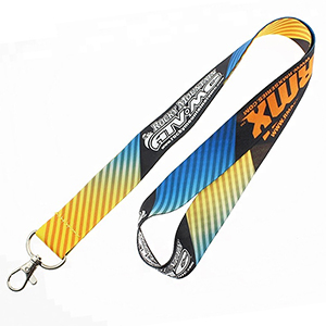 "5/8"" Dye Sublimation Lanyard"