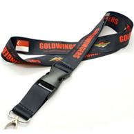 Usa Made Full Color Sublimation Lanyards With Buckle Release