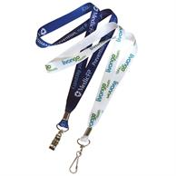 Usa Made Full Color Sublimation Lanyards 3/4""