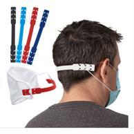Adjustable Mask Extenders Silicone Face Mask Hooks W/ 3 Slot