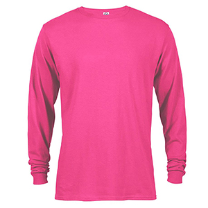 Delta Apparel Unisex Long Sleeve