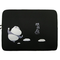 Sublimation Neoprene Laptop Sleeve w/ Interior Compartment