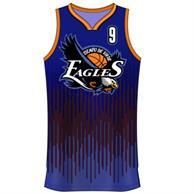 Men'S Reversible Basketball Vest