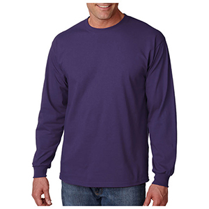 Gilden Ultra Cotton Long Sleeve T-Shirts