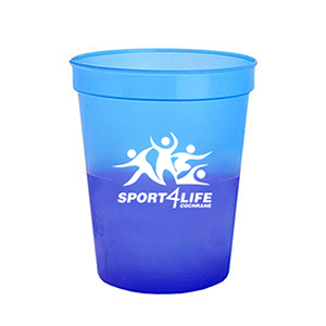 16 oz. Color Changing Sports Cups