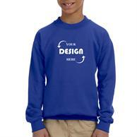 Gildan HeavyBlend Youth Crew Sweatshirts