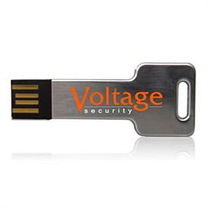 Chrome Key USB Drive - 1GB