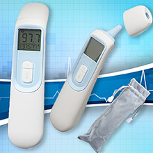 Digital Infrared Thermometer Touch Free USA Stock FDA