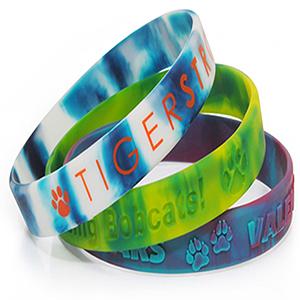 "1"" Swirl Wristband"